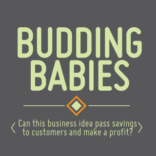 Can baby clothing rentals be profitable?